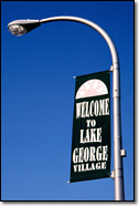Welcome to Lake George - New York State